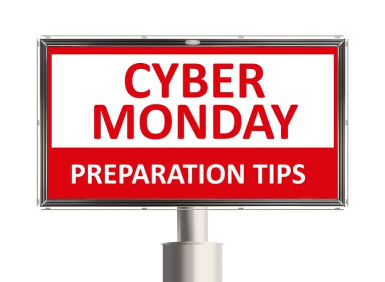 Cyber Monday Prep